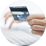 A new method to deposit by Visa and MasterCard is now available