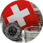 Trade resuming  for pairs with the Swiss franc