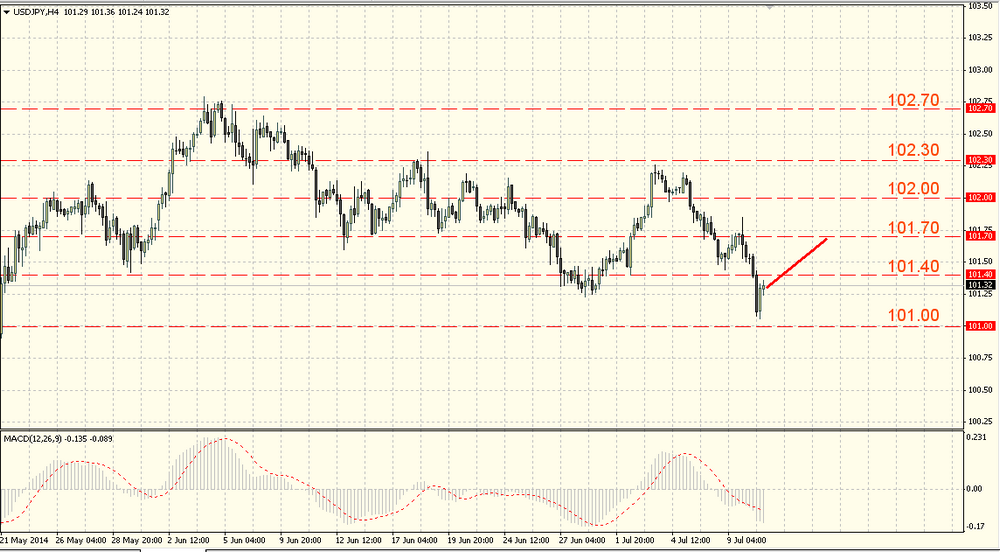 The EUR/USD has the bullish plans