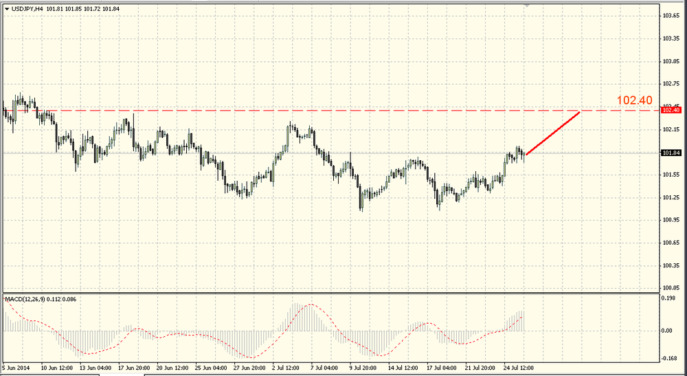 The EUR/USD is still under pressure